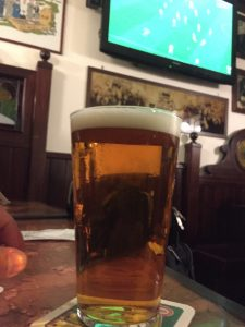Chopp no Devils Forest Pub