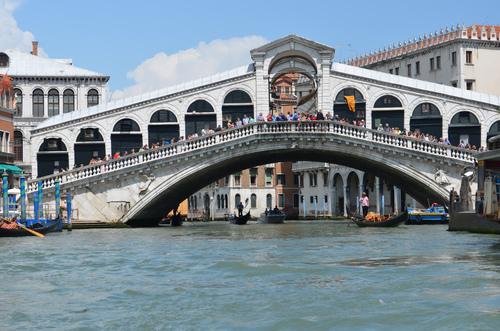 Ponte de Rialto. Fonte: Photy.org