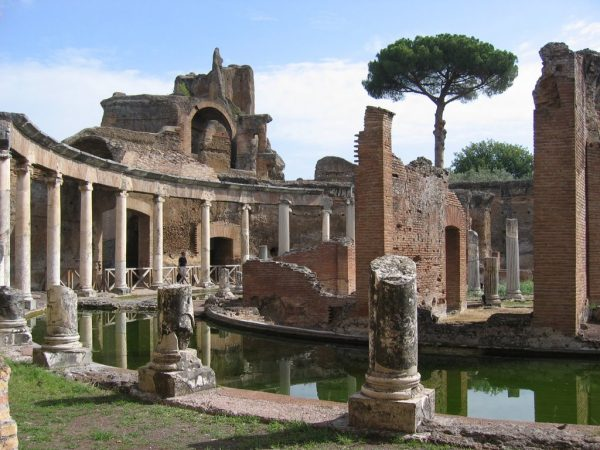 Villa Adriana. Fonte: blog.rome-accommodation.net