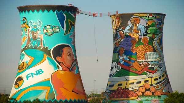 Orlando Towers. Fonte: www.joburg.co.za