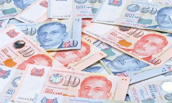 Dólar de Singapura. Fonte: sbr.com.sg