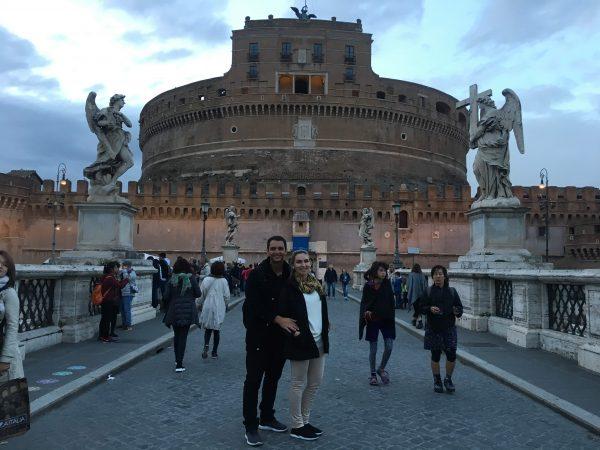 Museo Nazionale di Castel Sant'Angelo. Uma das opções de entrada do Roma Pass.