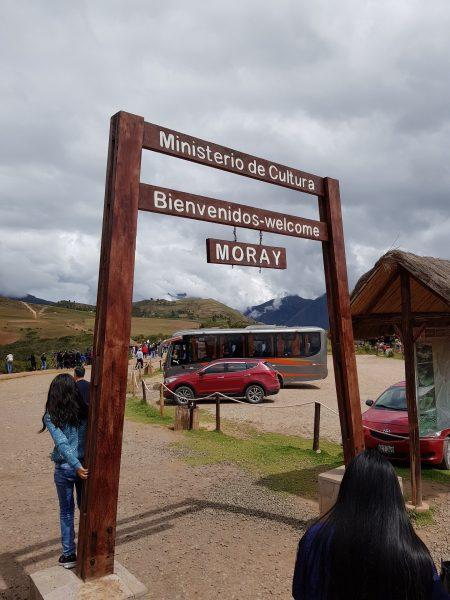 Entrada de Moray