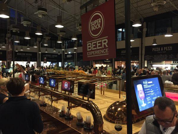 Beer experience da Super Bock
