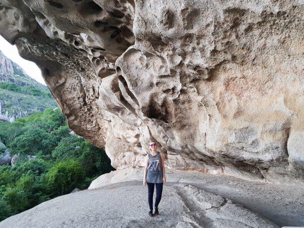Santuário ao lado da Pedra da Boca