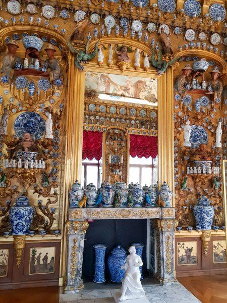 Câmara de Porcelanas, Palácio de Charlottenburg