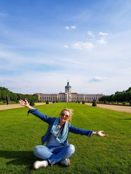 Jardins do Palácio de Charlottenburg, em Berlim