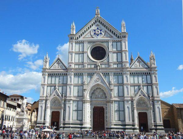 Igreja de Santa Croce. Foto: ilpost.it
