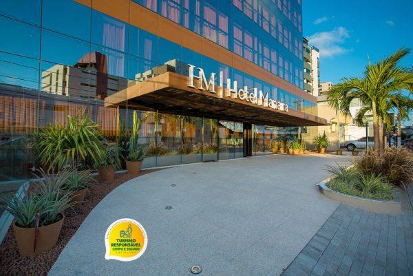 Hotel Manaíra. (Foto Booking.com)