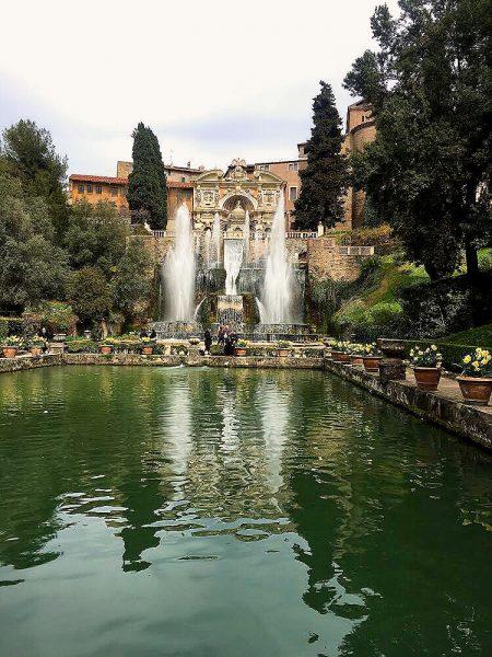 Vista do Palácio