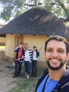 Bangalô no Camp Pretoriuskop