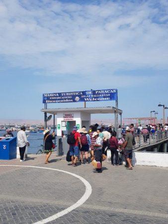Marina Turística de Paracas