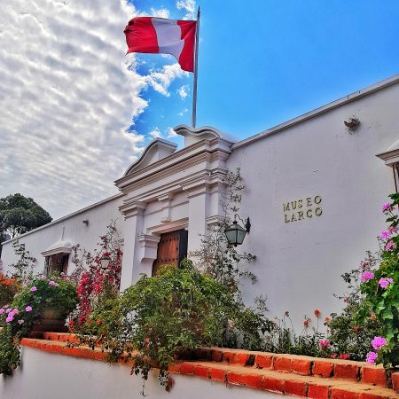 Museu Larco, em Lima