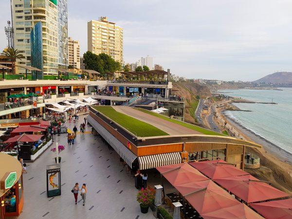 Shopping Larcomar, Lima