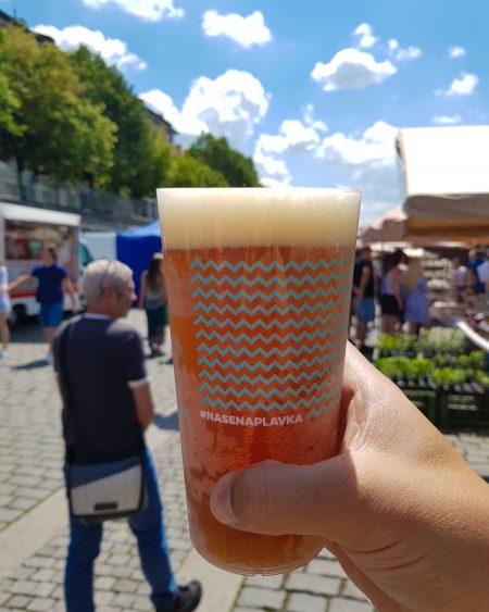Cerveja Artesanal de Praga