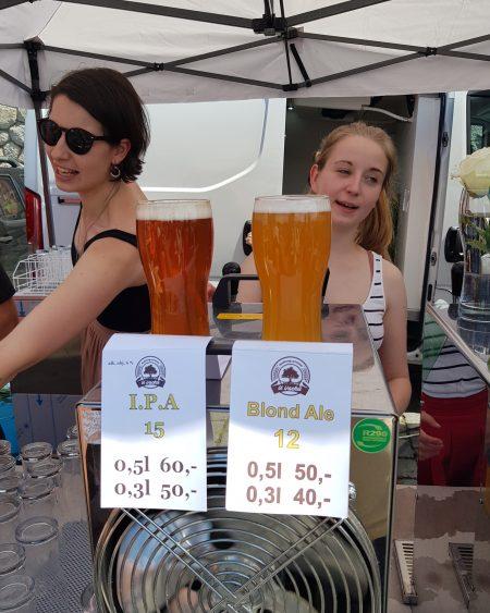 Cerveja artesanal a partir de 40 coroas tchecas
