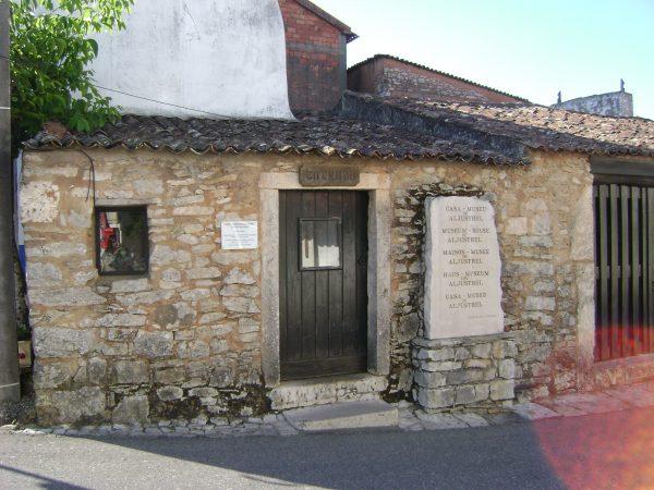 Casa-museu onde os Pastorinhos nasceram. Foto: fatima.pt