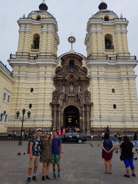 Exterior da Igreja de São Francisco