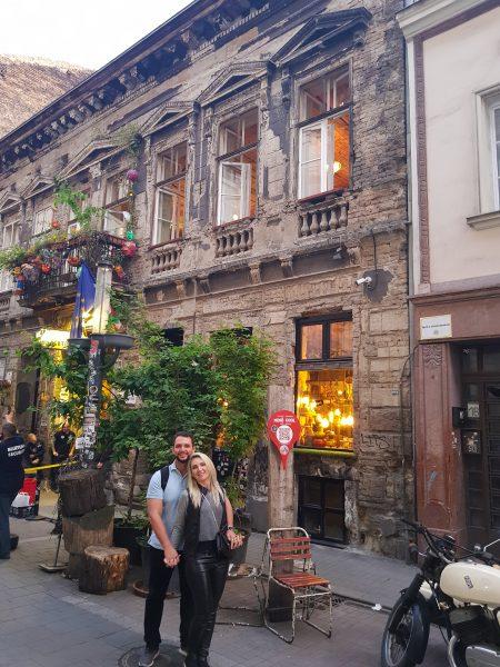 Ruin Pub Szimpla Kert, em Budapeste