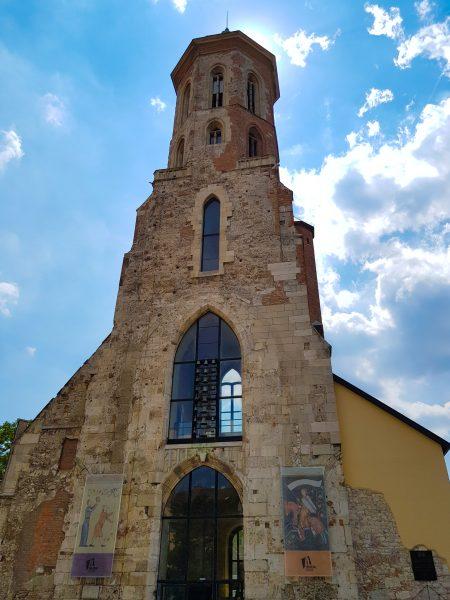 Torre Maria Madalena, em Budapeste