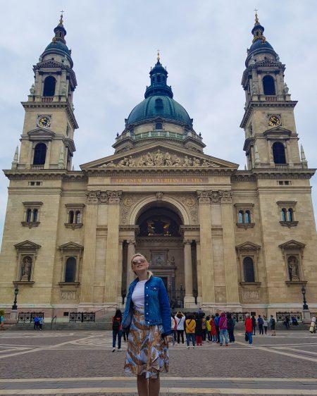 Igreja de Santo Estevão, em Budapeste