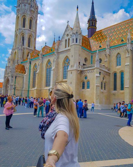 Igreja de São Matias, em Budapeste