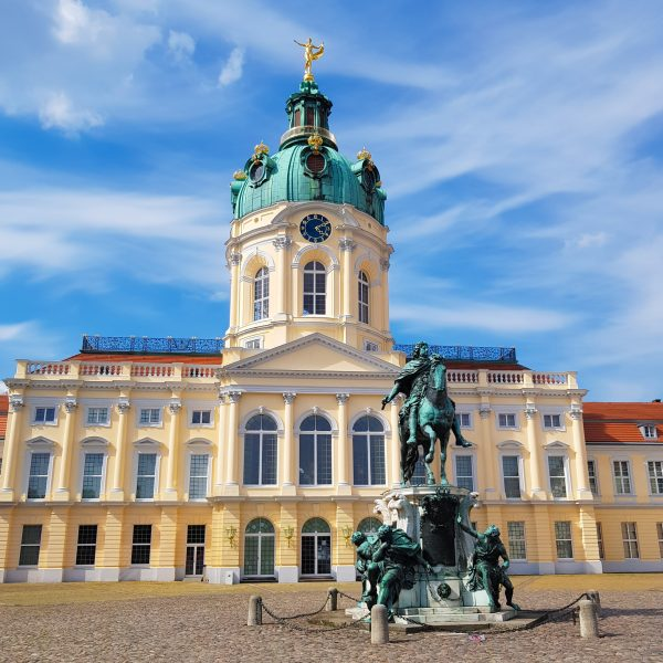 Palácio de Charlottenburg, em Berlim