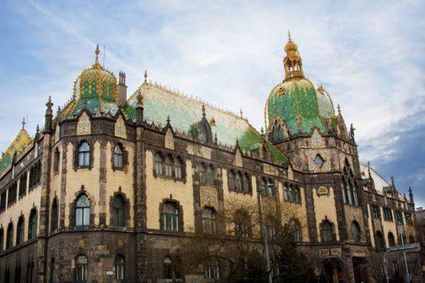 Museu das Artes Aplicadas, em Budapeste. Foto: szallas.hu