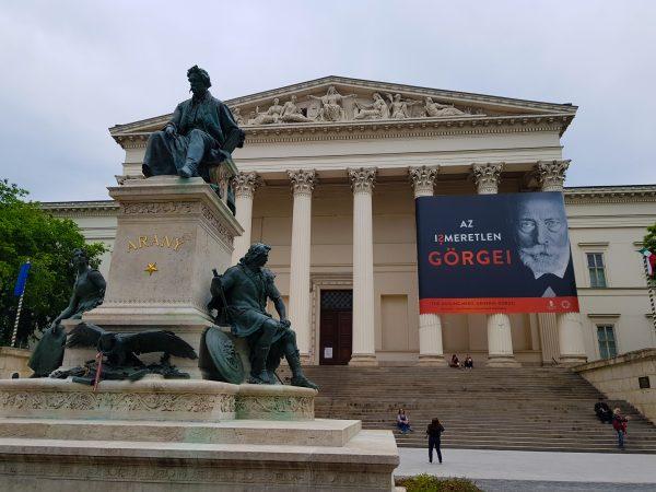Museu Nacional da Hungria, Budapeste