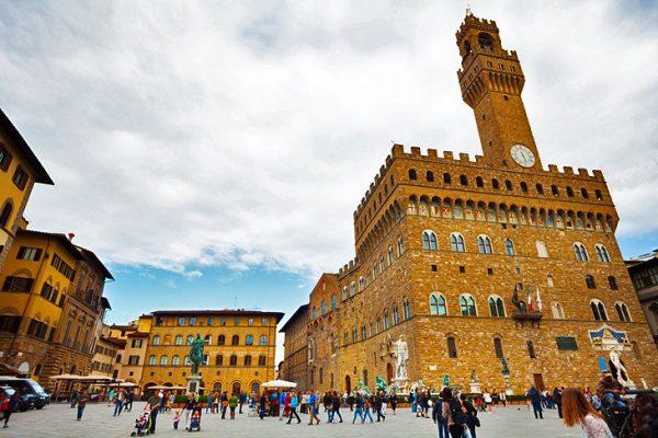 Pallazzo Vecchio. foto: Planetware.com