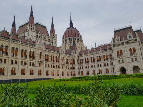 Parlamento Húngaro, em Budapeste