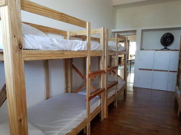 Dormitório Orla de Tambaú. (Foto: Booking.com)