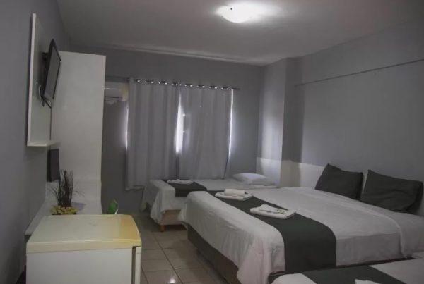 Hotel Filipéia. (Foto Booking.com)