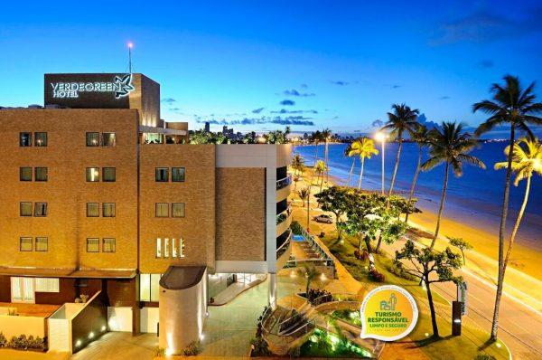 Hotel Verdegreen. (Foto: Booking.com)
